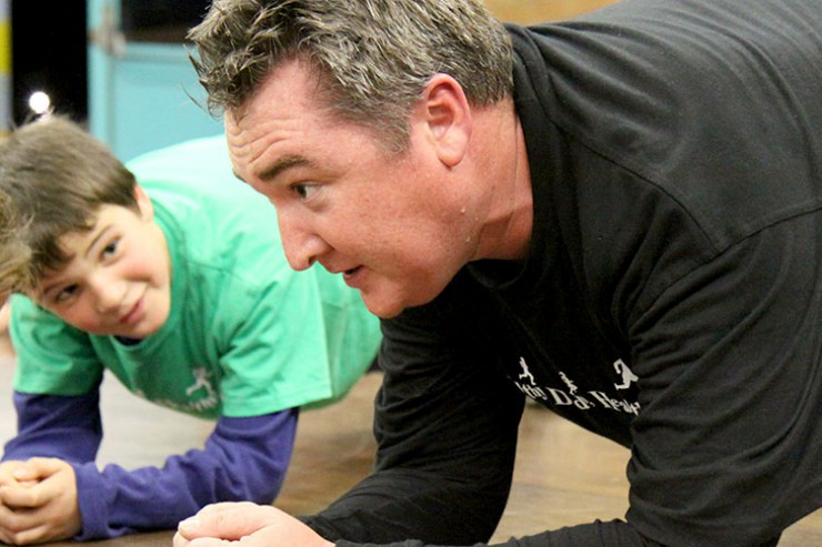 Community Programs Help Dads Lose Weight