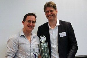 2015 Community Acknowledgement of Research Excellence award